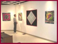 A solo exhibit by Dottie Gantt in the Wachovia Gallery, Columbia, SC